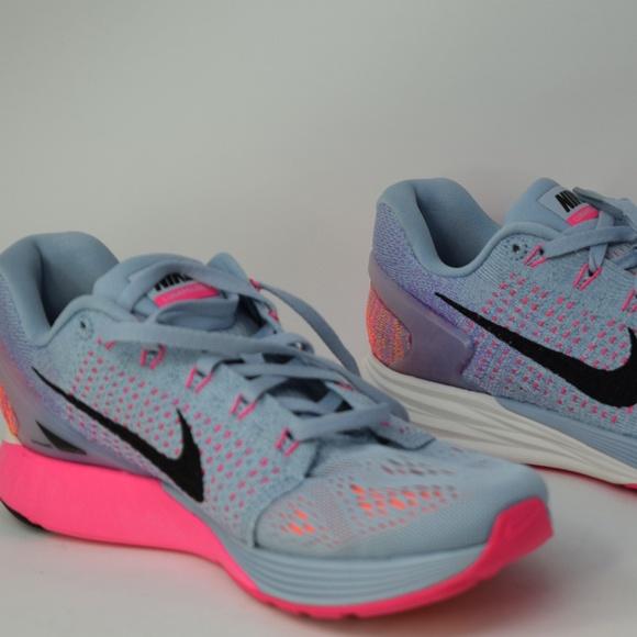 Nike Womens Lunarglide 7 Running shoe 747356-400 8e6beefd697f
